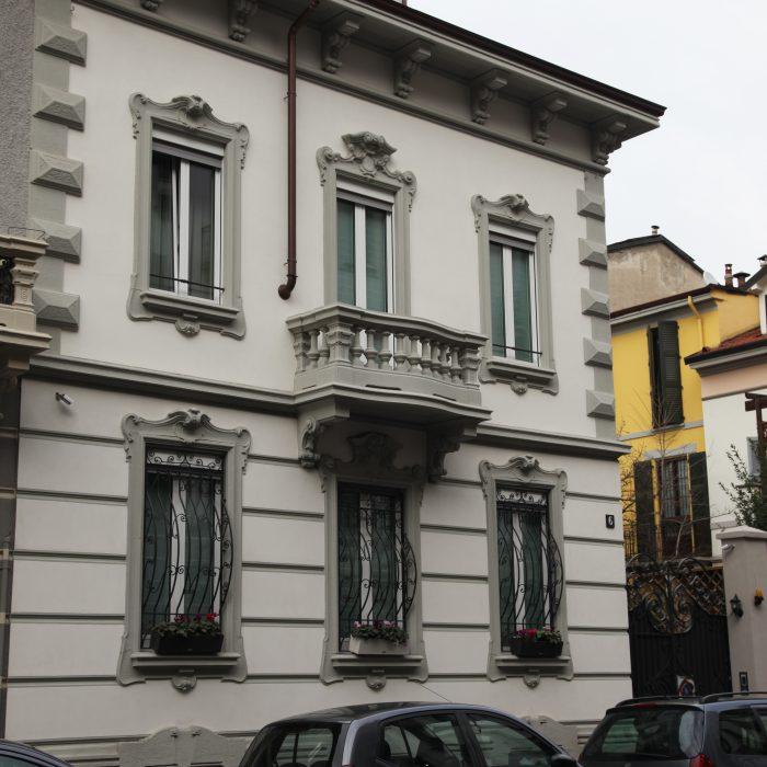 Villa unifamiliare Via Trieste | Milano