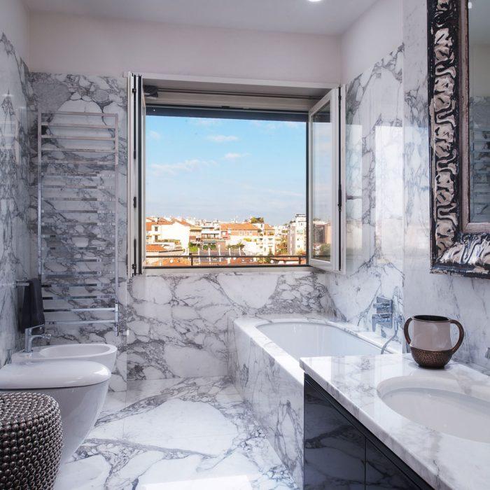 Duplex in via Dominichino | Milano