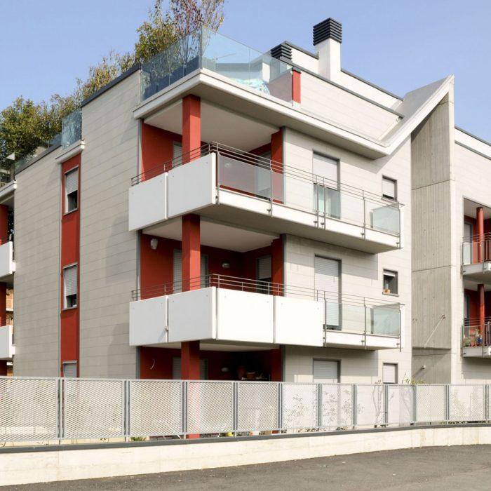Palazzina residenziale | Caronno Pertusella