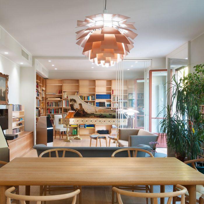 Appartamento in viale Piave | Milano