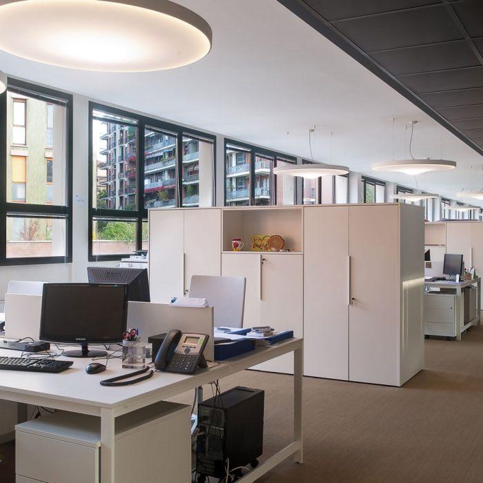 Palazzina uffici Via dei Gracchi | Milano