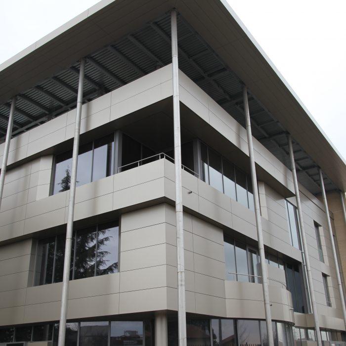 Palazzina uffici | Lonate Ceppino (VA)