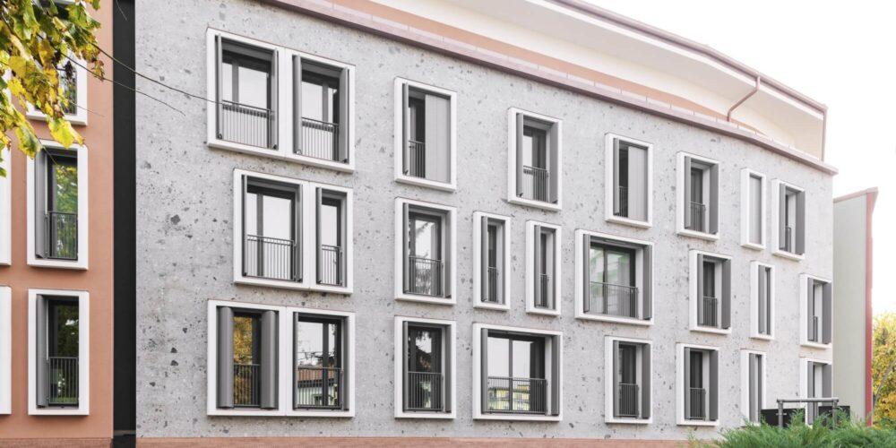 Palazzina Residenziale Aldir – Saronno centro